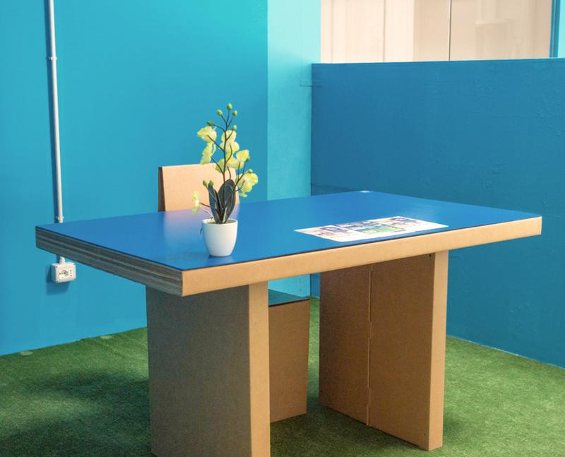 coworking desk ID106 Pesaro