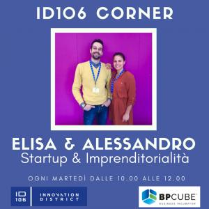 Startup e imprenditorialità consulenze corner ID106