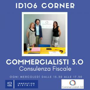 Commercialisti, consulenza fiscale ID106 Corner