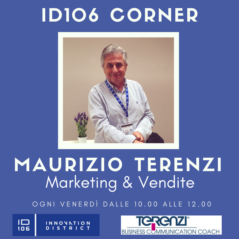 CORNER ID106 Marketing & Vendite